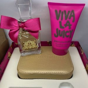 New Juicy COUTURE 1.7 oz (50ml) + 125 mL B…